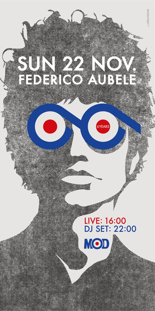 6 Years Mod! Anniversary Party / Federico Aubele acoustic &live set. Design: It's Braining (Aggelos Bolotos)  #federicoaubele #fedeaubele #6yearsmod #mod #modcafebar #anniveraryparty