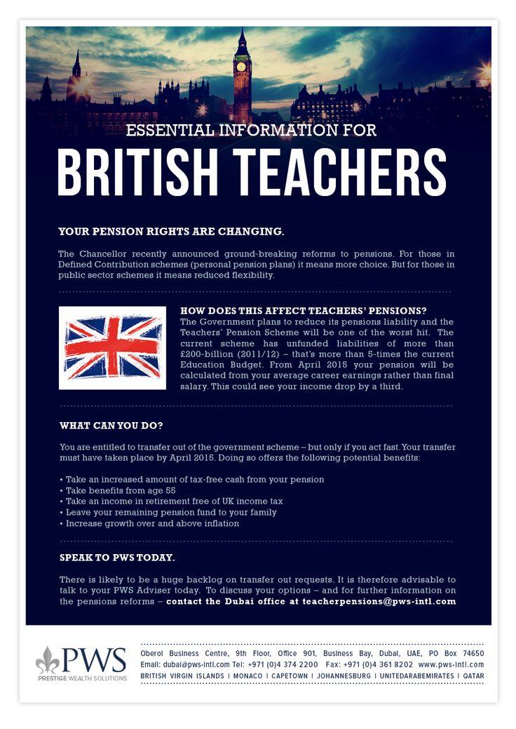 Essential Information for British Teachers