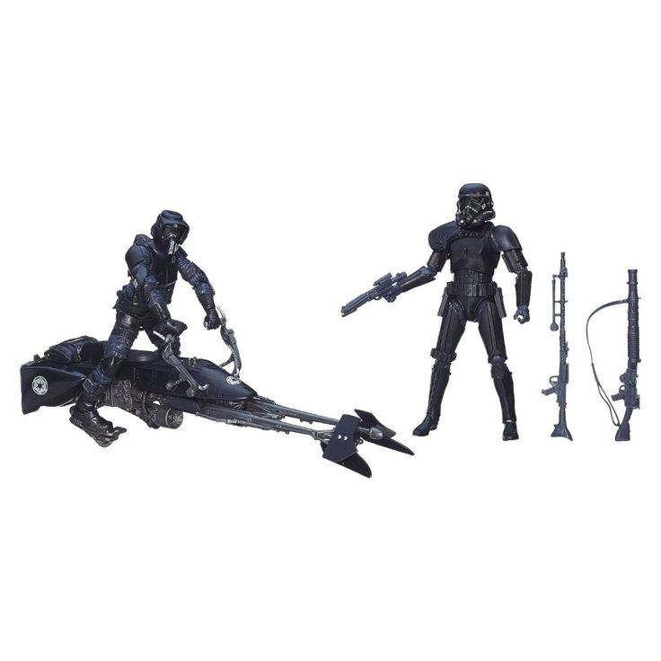 Star Wars – The Black Series: Imperial Shadow Squadron – Limited Edition Exclusive