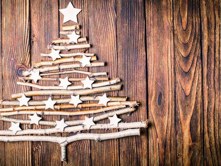 Weihnachtsbaum: schöne Alternativen zum Selbermachen