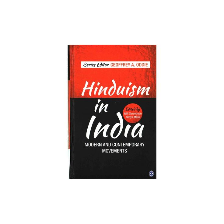 Hinduism in India : Modern and Contemporary Movements (Hardcover)