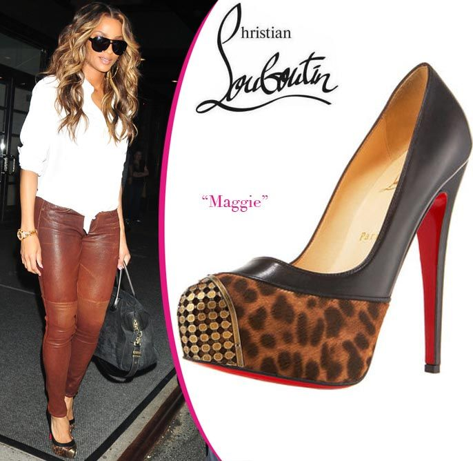 17 Best images about Beyonce in Christian Louboutin on ...