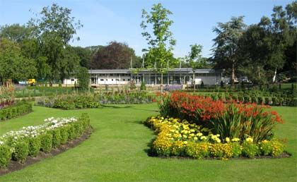 Pearson Park, Kingston upon Hull, East Yorkshire