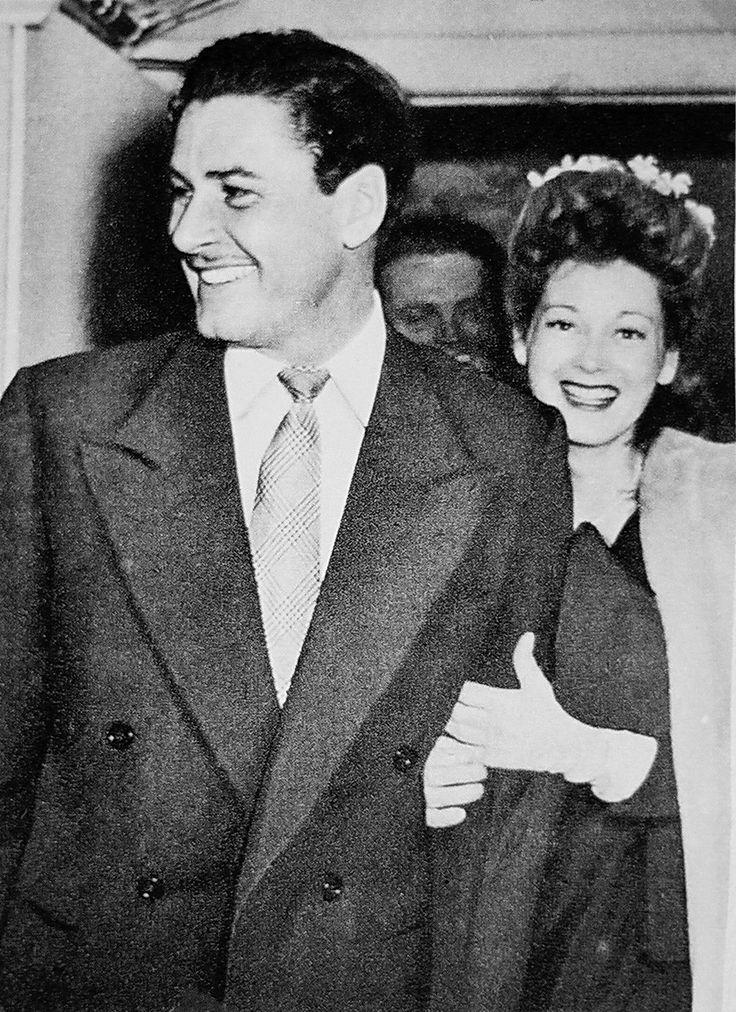 Errol Flynn Wife Nora Eddington