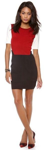 Osklen Fitted Knit Dress on shopstyle.com