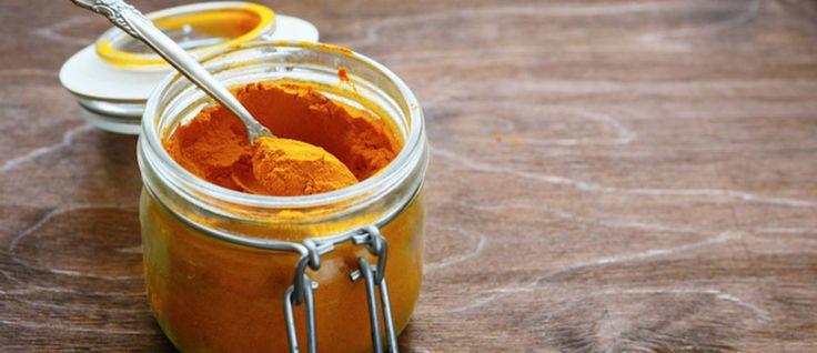Dit is wat gebeurt er met je lichaam als je een theelepel kurkuma eet elke dag!