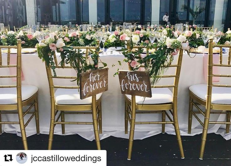 CBS115 Wedding rivera Maya flowers for groom and bride chairs/ flores para sillas de novios