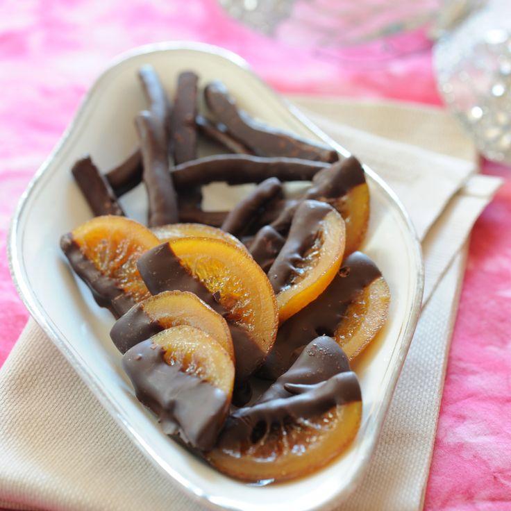 Orangettes et citronnettes