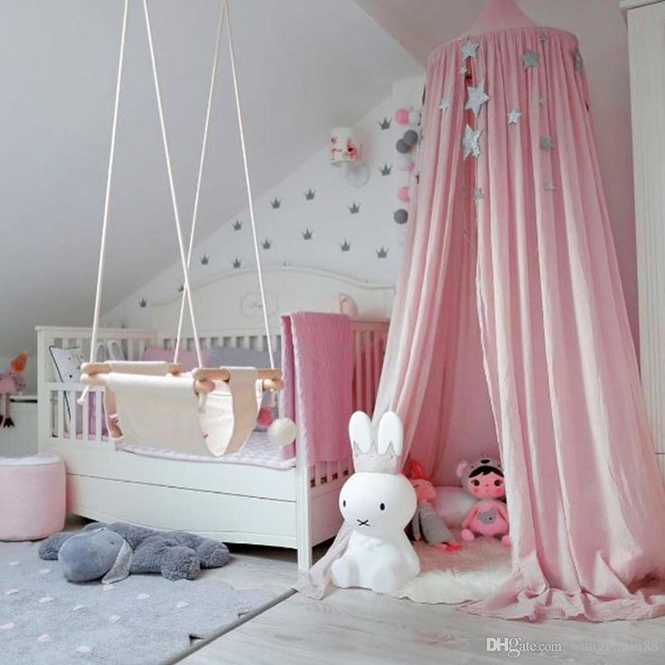 Free Shpping 2017 Baby Tent Crib Netting Palace Children Room Bed Curtain Hung Dome Mosquito Net Cotton Kids Girls Mantle Nets Tents Crib Net To Keep Cats Out Baby Cribs Accessories From Wangyimin88, $21.1| Dhgate.Com