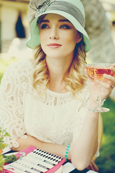 Sweet Lace Style~Kentucky Derby Fashion Inspiration « Southern Weddings Magazine