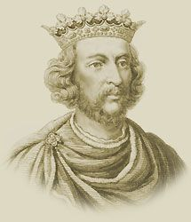 He was the first son of King Henry the 3rd