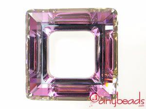 Swarovski Crystal Light square