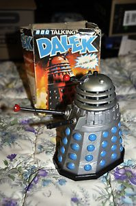 Doctor Who 1970s Palitoy Tomy Talking Dalek. £200 2016