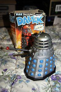 Doctor Who 1970s Palitoy Tomy Talking Dalek. £200 2016
