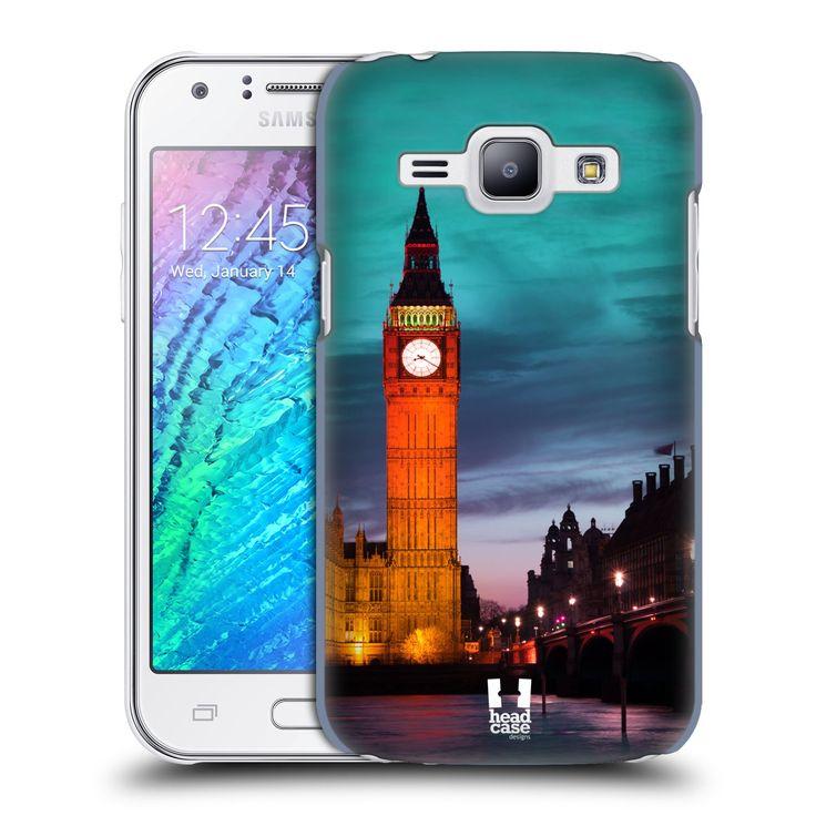 Pouzdro na mobil Samsung Galaxy J1 HEAD CASE BIG BEN V NOCI