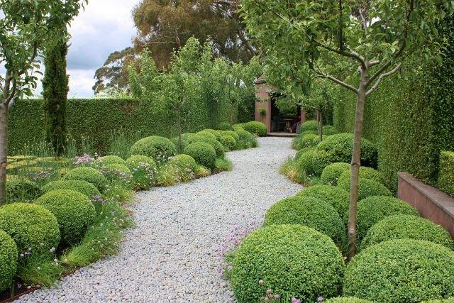 Garden   Paul Bangay's Garden Stonefields