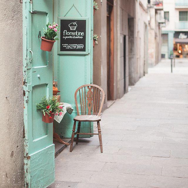 Florentine Cupcakes & Cookies | Barcelona