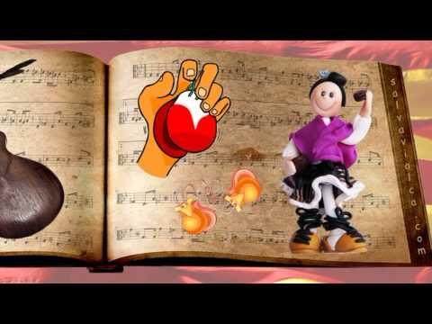 INSTRUMENTOS MUSICALES Y SUS SONIDOS PARA NIÑOS - YouTube