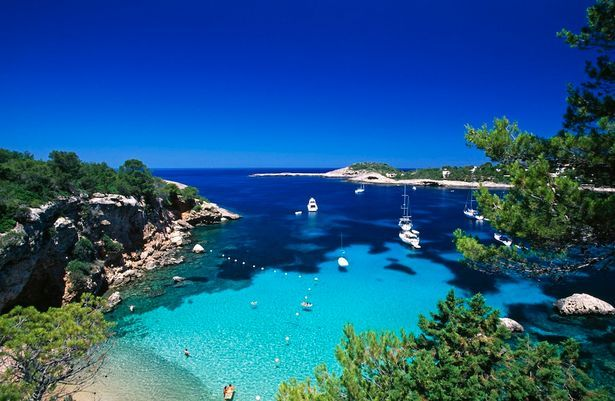 Travel to stunning sunny and bright blue beaches with cheap deals