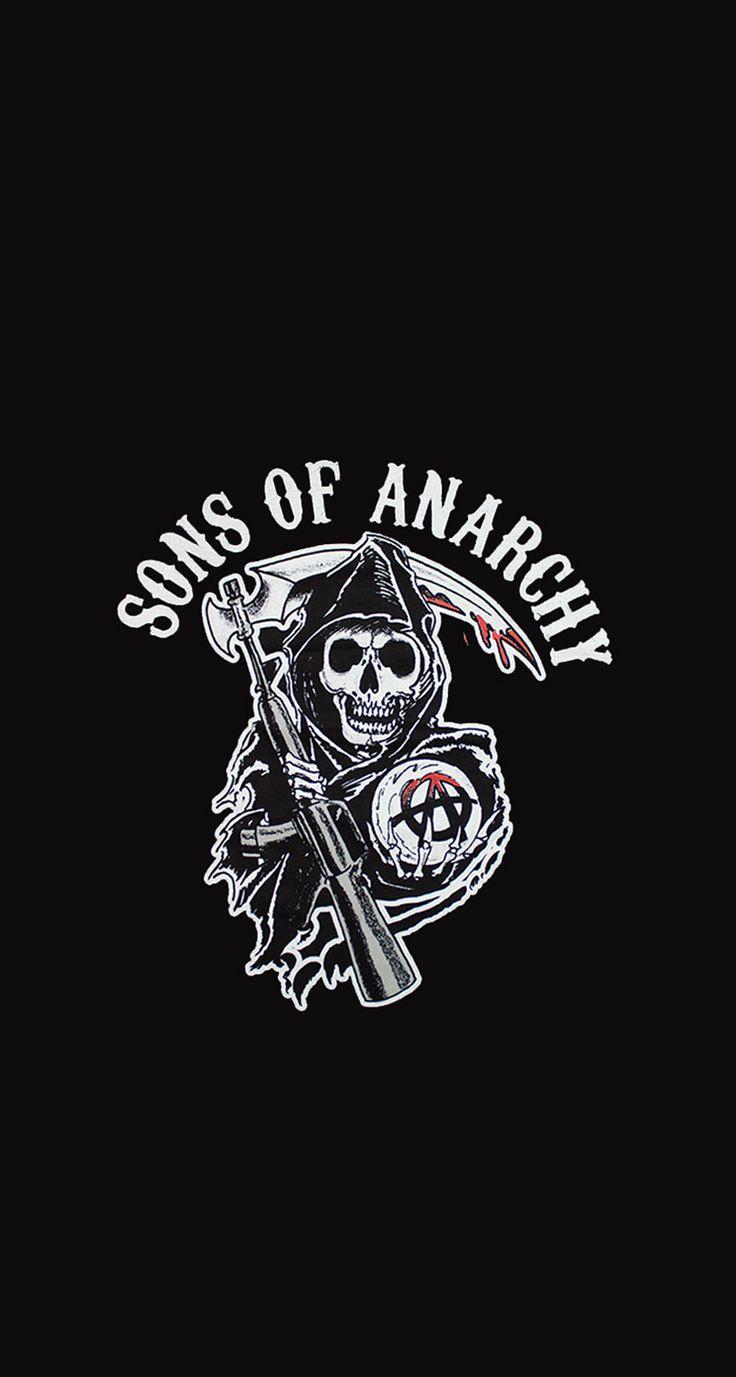 sons of anarchy logo - Pesquisa Google   Capas para celular ...