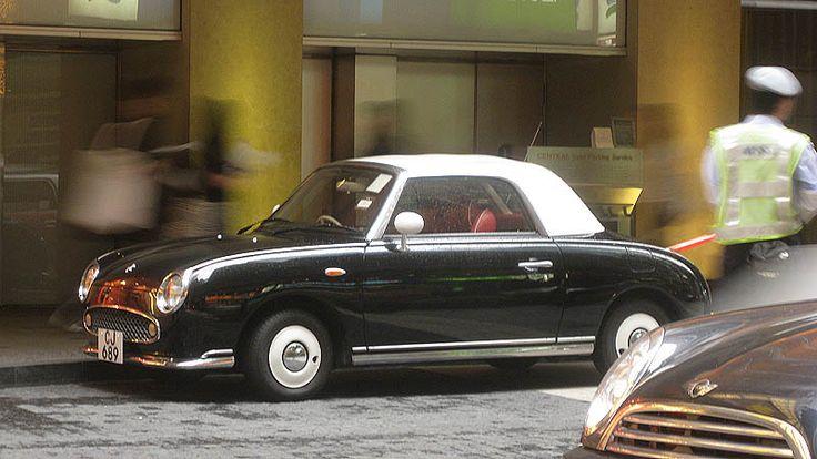 Nissan Figaro - Kei Car