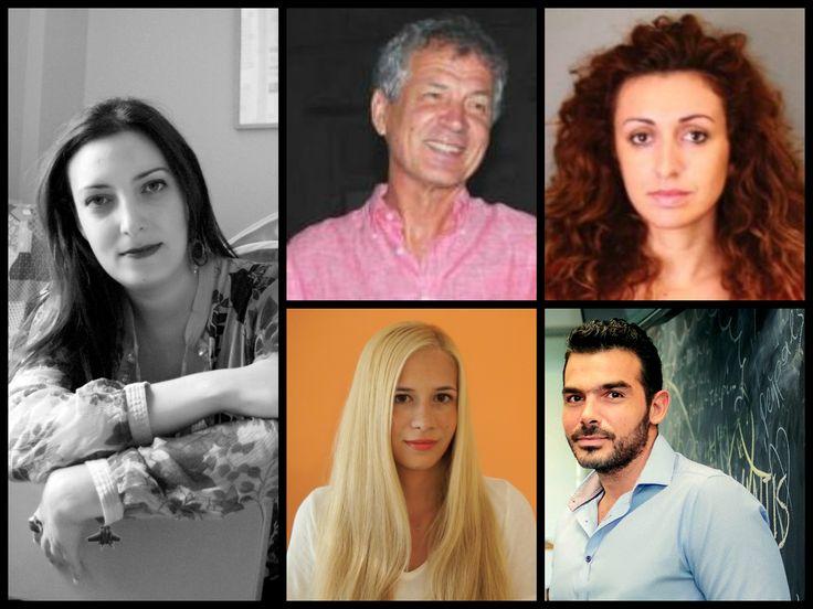 Ομάδα Συγγραφής του Φακέλου Υποψηφιότητας // The Bid Book Authors  #Eleusis2021 #EUphoria #ECoC2021 #Eleusis #Elefsina #Ελευσίνα