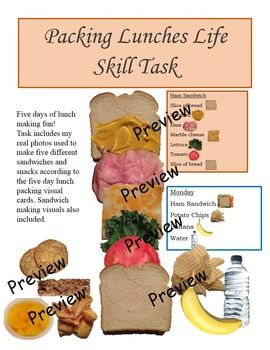 Revised 15 task bundle! 15 of my most popular life skill and vocational tasks. Great for your special needs!