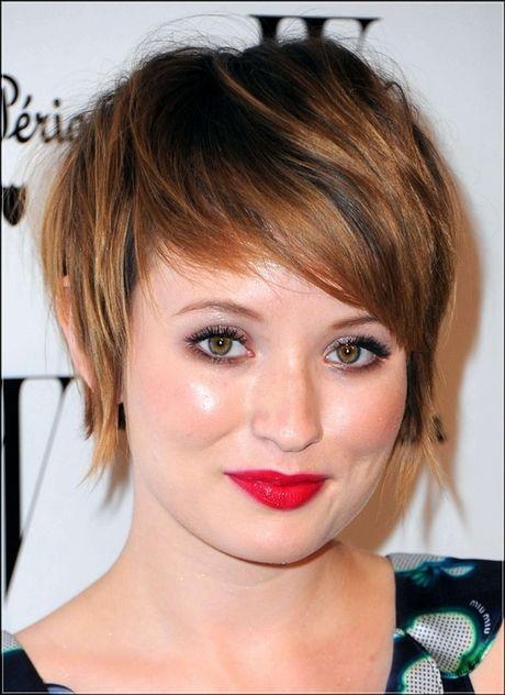 Tagli di capelli corti per donne grasse
