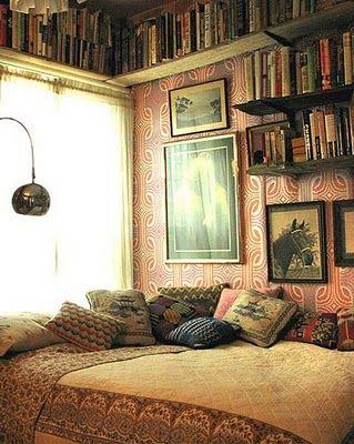 The best reading corner