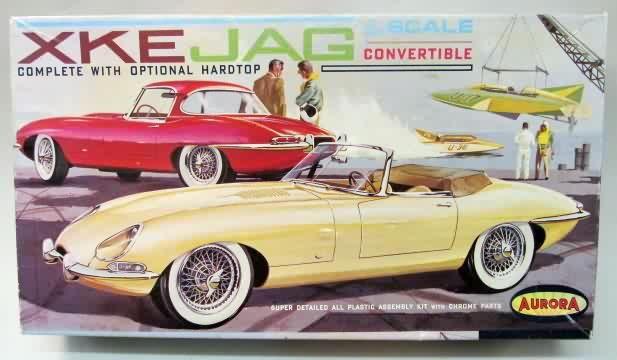 Old Plastic Model Cars For Sale