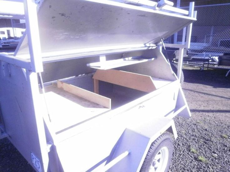 6' x 4' TRADESMAN TRAILER FOR SALE, GEELONG, MELBOURNE, VICTORIA | Trailers | Gumtree Australia Geelong City - Moolap | 1089110157