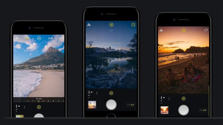 The 33 best photo apps for iPhone, iPad and Android.