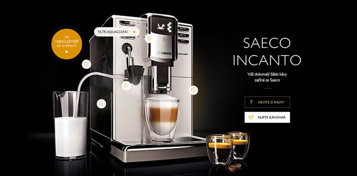 We had the privilege to introduce the automatic espresso machine Saeco Incanto to the Czech market. We wanted to create a very special, #creative #campaign. What did we came up with and how did we cope with it? Check our website to learn more: http://www.symbiodigital.com/work/saeco-incanto