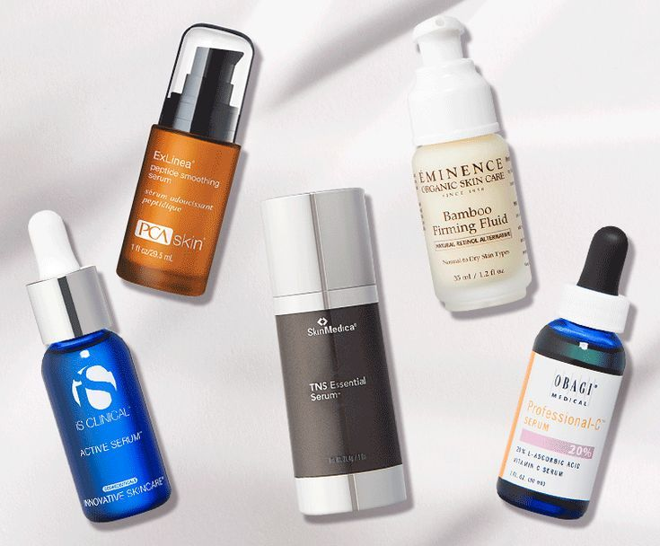 9 Face Serums That Will Banish Fine Lines And Wrinkles Dermstore Blog Banish Blog Dermstore Face Fine Lines Skin Care Face Serum Serum For Dry Skin