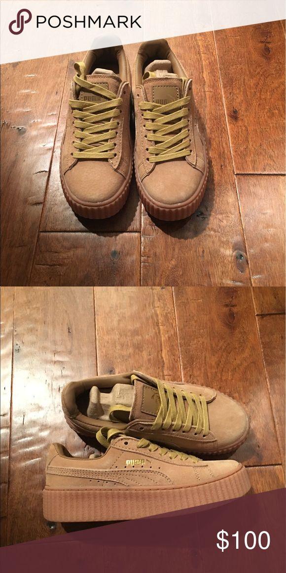 Spotted while shopping on Poshmark: Puma Creepers! #poshmark #fashion #shopping #style #Puma #Shoes
