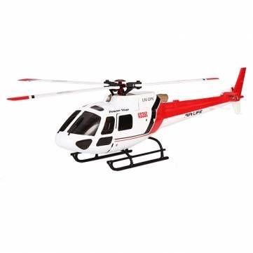WLtoys V931 2.4G 6CH Brushless Scale Lama Flybarless RC Helicopter #Banggood #Toys