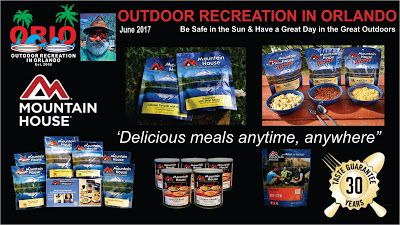 Outdoor Recreation In Orlando: Outdoor Cooking on the Trail or Campsite