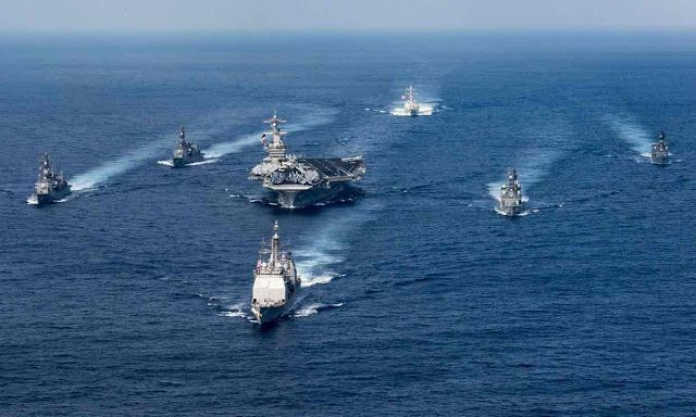 Terkini: Kumpulan penyerang Tentera Laut AS dikerah ke semenanjung Korea   Tentera Laut Amerika Syarikat sedang menggerakkan kumpulan penyerang ke Lautan Pasifik Barat untuk meningkatkan rasa kehadiran berdekatan dengan semenanjung Korea kata pegawai rasmi AS pada Sabtu.  Kumpulan penyerang Carl Vinson yang termasuk sebuah karier pesawat akan bergerak dari Singapura ke arah semenanjung Korea kata pegawai tersebut kepada Reuters.  Kami merasakan bahawa penting untuk meningkatkan rasa…