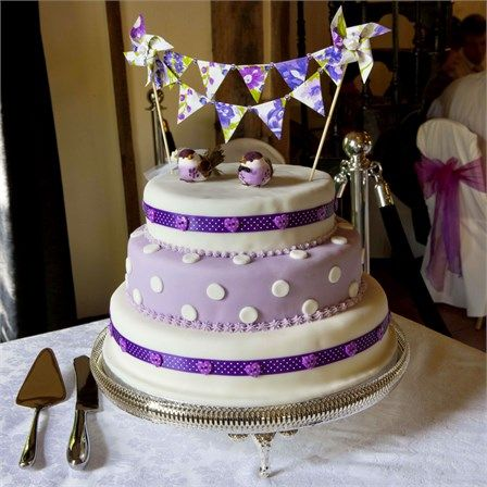 Sarah  Daniels Wedding - The Cute Cake