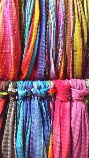 Sciarpe guatemalteche