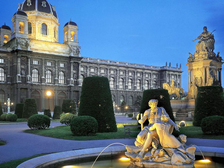 Vienna, Austria: Buckets Lists, Austria Travel, Building, Favorite Places, Natural History, Most Popular, Desktop Wallpapers, Vienna Austria, Honeymoons Destinations