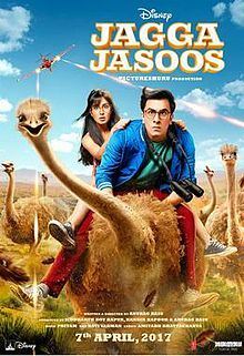 Jagga Jasoos (2017) Full Movie Watch Online Free Download