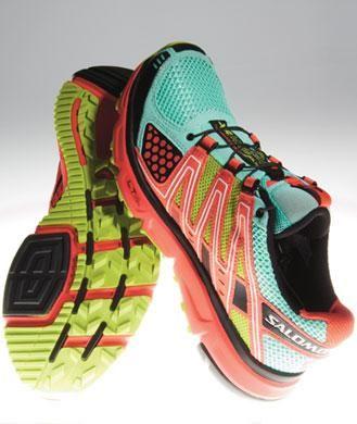 Best Trail Running Shoes: Salomon XR Mission W - SHAPE's Shoe Guide 2012: The Best Athletic Shoes - Shape Magazine