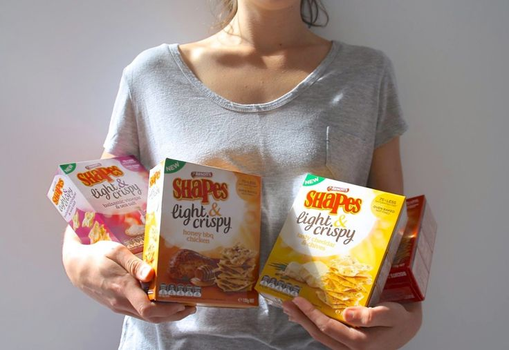 Review - Shapes: Light and Crispy - Bloggers Club #getcrispynz @nzgirlhq