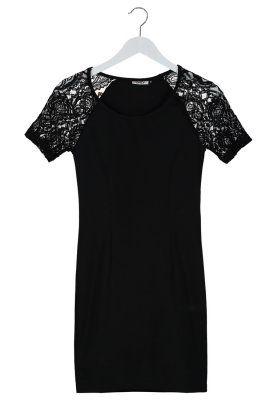 ONDIVA - Jerseykjoler - black