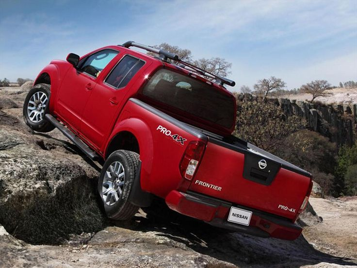 The 2015 Nissan Frontier PRO-4X is a new truck you can afford for around the price of Pi. $31,415 #PiDay