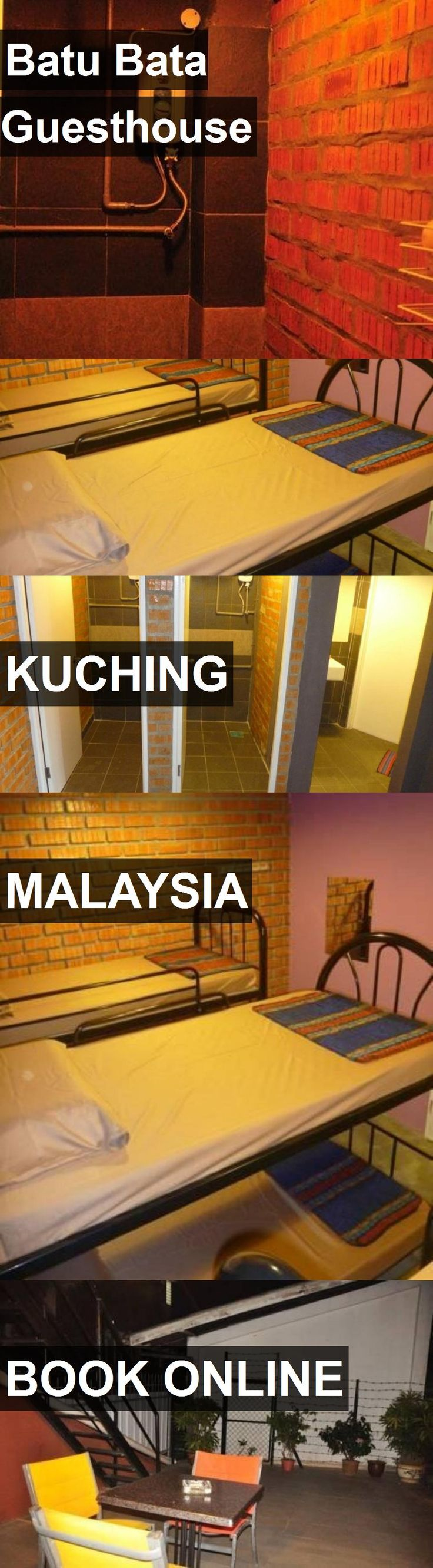 Hotel Batu Bata Guesthouse in Kuching, Malaysia. For more information, photos, reviews and best prices please follow the link. #Malaysia #Kuching #BatuBataGuesthouse #hotel #travel #vacation