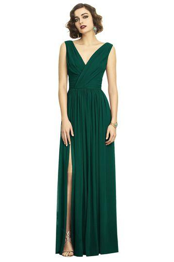 Dessy 2894 Bridesmaid Dress | Weddington Way