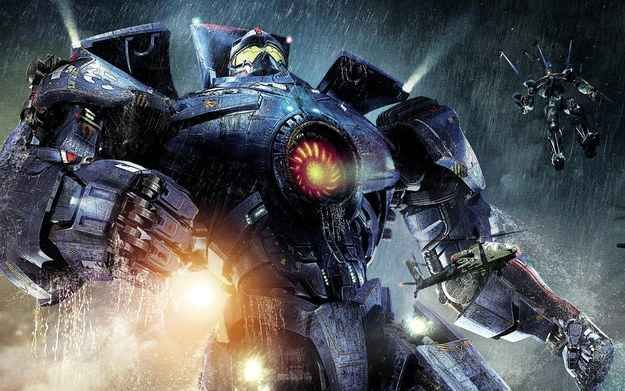 """Pacific Rim 2"" Will Storm Into Theaters On April 7, 2017"