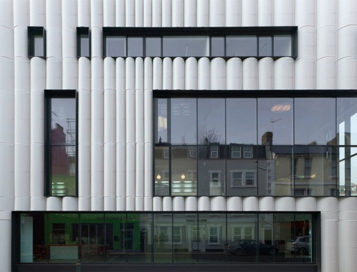 Alison Brooks Architects _ Quarterhouse Performing Arts & Business Centre Folkestone